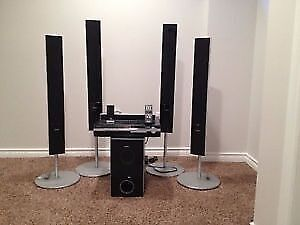 Sony 5.1 Surround Sound Home Theater System / Cinema Maison
