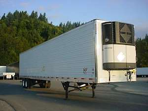 2015 The Utility 3000R Reefer 53 Ft. Trailer