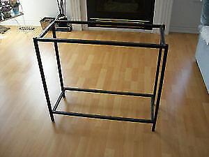 metal stand for 75 gallon - 90 gallon tanks