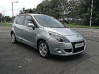 2011 RENAULT SCENIC DYNAMIQUE TOMTOM DCI MPV (MULTI-PURPOSE VEHICLE) DIESEL