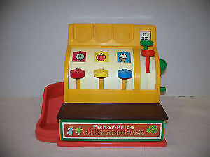 Caisse enregistreuse Fisher Price #926