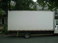 MOVING ? 1 TON TRUCK - 2 EXPERIENCED MOVERS