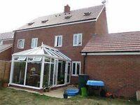 Barnwood,Gloucester - Double room in lovely modern shared house