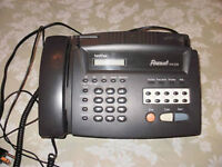 *** Brother Personal Fax Machine - Model 255 ***