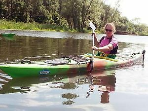 New Winner Dreamer Kayak with free Paddle West Island Greater Montréal image 4