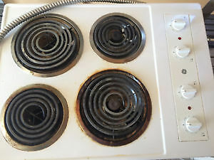 GENERAL ELECTRIC COUNTERTOP STOVE;  Sale/trade