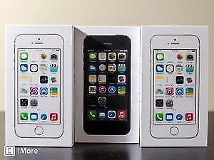 IPHONE 5S - New,Unlocked in Box  WITH WARRANTY. ALL COLOR. SUPER SALE  $140.00  NO TAX.