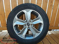 Beautiful 18 inch alloy rims and tires 235/60R/18 ( going at a b
