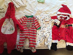 PRICE REDUCED - Unisex baby clothing 15$