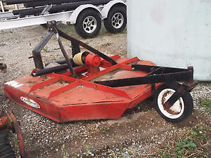 AGRO TREND MOWER DECK IN GOOD WORKING CONDITION