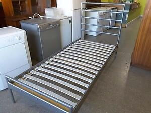 20 off all items sale ikea heimdal single metal bed frame can deliver - Ikea Single Bed Frame