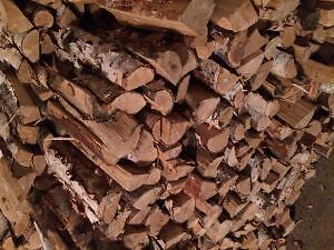 """Birch Firewood bags  """"FREE Delivery** or Pickup North Edmonton"""