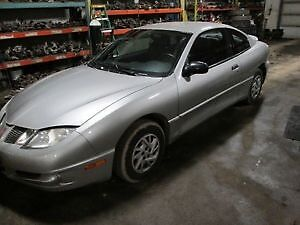59,900 Kms. 2005 Pontiac Sunfire Sl Coupe (2 door)