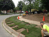 LOOKING FOR LABOURS LANDSCAPING SODDING/DIRT $15/START CASH