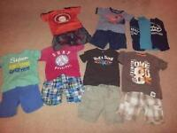BOYS SUMMER OUTFITS - SIZE 4