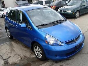 2008 Honda Fit Hatchback