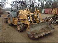 BACKHOE SERVICE AVAILABLE