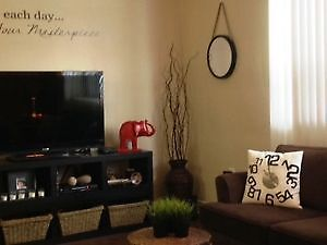 Check out this beautiful renovation for this 2 BDRM apartment on