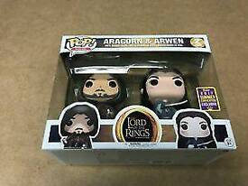 Lord of the rings pop vinyl