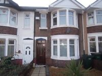 2 BEDROOM HOUSE AVAILABLE IN OCT IN PRIME LOCATION