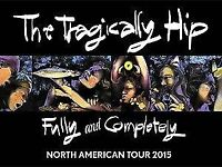The Tragically Hip The Colosseum At Caesars Windsor Fri July 3