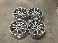 """19"""" VOSSEN CVT IFG10 Wheels BMW 3 series E46 or E90 New in boxes"""