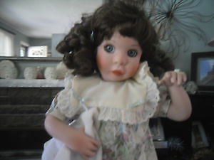 Porcelain Doll - Me and My Blankie