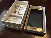 Samsung Galaxy S6 Gold Platinum 32GB BRAND NEW WHIT THE BOX!!!