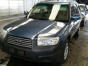 2008 Subaru Forester - serviced at the dealer!