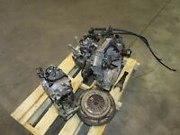 Honda Prelude 5 speed and automatic transmissions