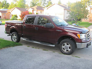 2009 Ford F-150 SuperCrew