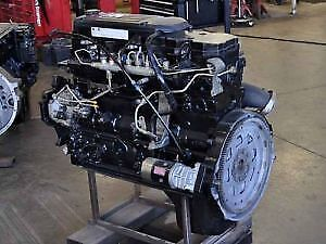 New, Used, and Reman diesel engines