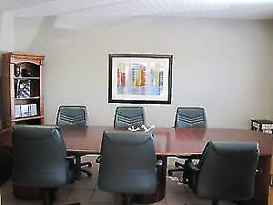 PROFESSIONAL OFFICE & BOARDROOM SPACE