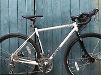Genesis CDF road bike