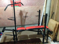 banc d exercice COMPETITOR - weight Bench