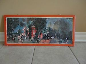 Vintage Collectible Raoul Dufy Lithograph print