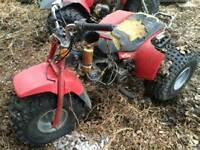 WANTED: Honda trike parts