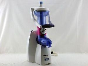 Arctic Twister Ice Cream Mixer