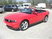 2011 Ford Mustang GT Convertible 39000 kms
