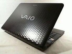 Sony Vaio VPCEG25EN 2nd Gen Core i3 320GB HDD WIN 10 Laptop