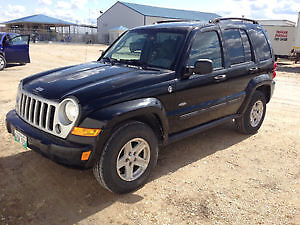 Jeep Liberty SUV 2007, Great condition