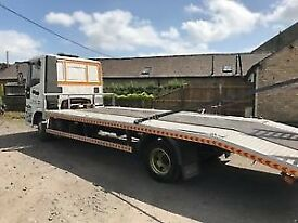 RECOVERY TRUCK IVECO 2002 7.5 ton