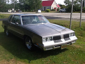 1983 Oldsmobile Cutlass 2 Door
