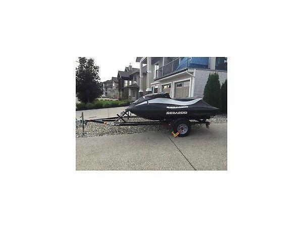 Used 2012 Sea Doo/BRP GTI 130 SE