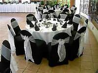 WEDDING etc.Chair Covers and Sashes-Rentals Save $$$$$$$$$$$$$$$
