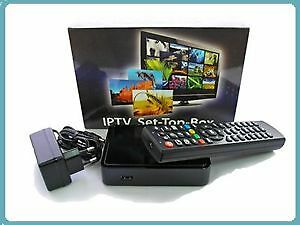 IPTV SET UP BOX FOR SALE $79