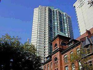 1 Bedroom Condo Downtown Toronto, Available Nov 1