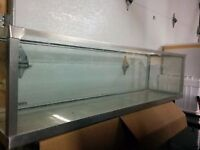 aquarium rimless faite sur mesure