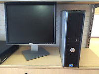 Store sale Dell desktop with monitor for $200