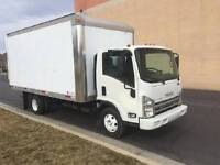 DRIVER REQUIRED FOR MOVING COMPANY -IMMIDIATELY CASH $14/HR